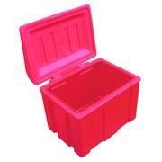 Coffres et accessoires d'intervention - Bac à sable polyéthylène 110 l