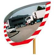 Miroirs de sécurité incassables : usage intérieur et extérieur - 3 directions
