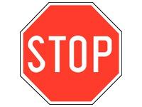 Platte verkeersborden (SAFTC40M09)