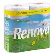 Compact kitchen rolls Renova Green