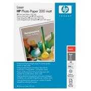 Doppelseitiges Fotoapier laser HP Q6550A A4 200 g mattiert - 100 Blatt
