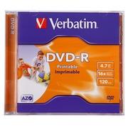 DVD-R Verbatim 16x bedrukbaar