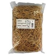 Bag 1 kg rubber elastics Safetool 200 mm