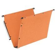 Dossier suspendu pour armoires 33 cm kraft Ultimate AZV Elba fond 50 mm orange