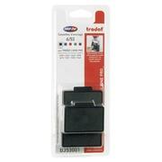 Blister of 3 ink cassettes black for Trodat 5203