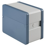 Card box 148 x 105 mm - grey - ordering in height