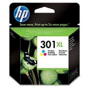 Cartridge HP 301XL 3 kleuren voor inkjetprinter