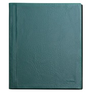 Document holders Bruneau PVC opaque A4 30 sleeves assorted colours