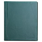 Schutzabdeckungen für Dokumente Bruneau PVC matt A4 30 Hüllen - Farbig sortiert