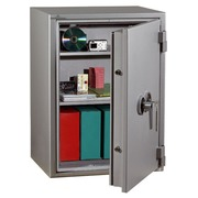 Blinded fireproof vault Hartmann 220 l lock with key