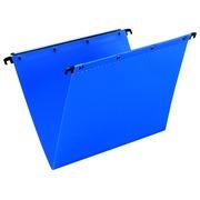 Dossier suspendu pour tiroirs 33 cm polypropylène opaque Ultimate Elba fond 80 mm bleu