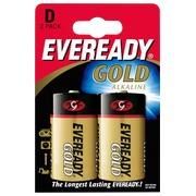 Pile D - LR20 Energizer Eveready - Blister de 2 piles