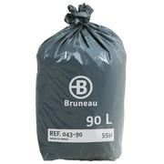 Doos 200 vuilniszakken standaard 90 liter
