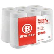 Dubbelgelaagd toiletpapier Bruneau - pak van 96 rollen met 200 vellen