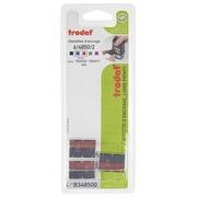 Blister of 3 bicoloured refills for Trodat 4850
