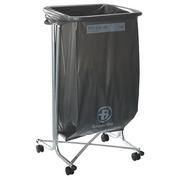 Support de sacs poubelles à roulettes 100-110 Litres