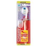 Tandenborstel ZigZag medium Colgate