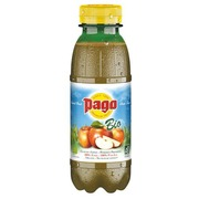 Pack of 12 bottles apple juce Pago 33 cl