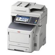 OKI MB760dnfax - imprimante multifonctions - Noir et blanc