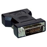 Adapter DVI-I männlich / S-VGA HD15 weiblich