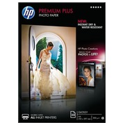 Papier photo glacé HP Premium Plus A4 300 g - 20 feuilles