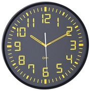 Magnetic wall clock - Quartz