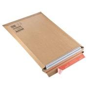 Shipping pouch cardboard 34 x 50 x 5 cm