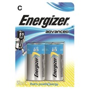 Blister 2 batterijen Energizer Eco Advanced LR14