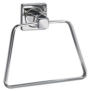 Towel rail ring