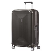 Suitcase Samsonite Neopulse 69 cm 4 wheels metallic black