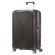 Koffer Samsonite Neopulse 69 cm 4 Räder metallic schwarz