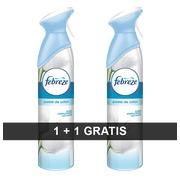 1 désodorisants Febreze parfum fleur de coton - 300 ml + 1 OFFERT