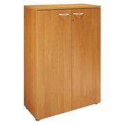 Medium-high cupboard Start Plus alder