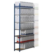 Aanbouwelement Archivpro enkele toegang H 200 x B 150 cm