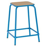 Krukje H 58 cm - blauw