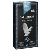 Coffee capsule Café Royal Colombie - Box of 10