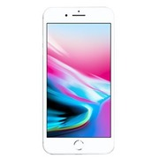 Apple iPhone 8 Plus - zilver - 4G LTE, LTE Advanced - 64 GB - GSM - smartphone