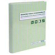 Öffentliches Register Zugänglichkeit Exacompta 6624E (französisch )