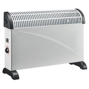 Standard convector 3 capacities 750, 1250 and 2000 W