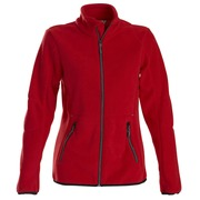 Printer Speedway lady fleece jacket Red XS