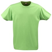 Printer heavy t-shirt RSX Green XS