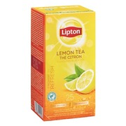 Tee Lipton Zitrone - Schachtel mit 25 Beuteln