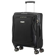 Soepele koffer Samsonite X Blade 55 cm 4 wielen zwart