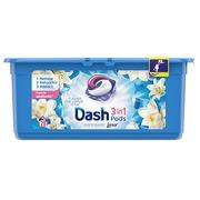 Waschmittel Pods Dash 2 in 1 Lotusblume - 29 Dosen