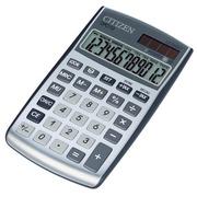 Citizen Allrounder calculatrice de poche CPC-112, argent
