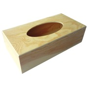 Graine Créative boîte pour mouchoirs, en bois, pour décorer