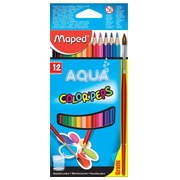 Maped Aquarelpotlood Color'Peps Aqua 12 potloden