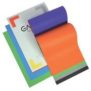Gallery papier à dessin coloré Multicolor, ft 21 x 29,7 cm, A4, 120 g m², 20 feuilles