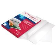 Pergamy pochette à plastifier ft A4, 250 microns (2 x 125 microns), paquet de 100 pièces