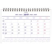 Calendrier mensuel 2019 Brepols